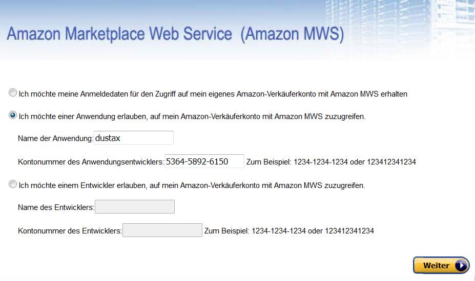 Amazon Steuerberater Buchhaltung